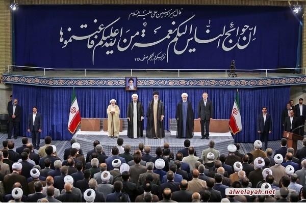 أربعة عقود؛ تجارب وقدرات متراكمة للنظام الإسلامي