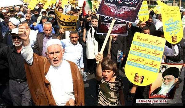انطلاق مراسم 30 كانون الأول (9 دي) في جميع محافظات إيران