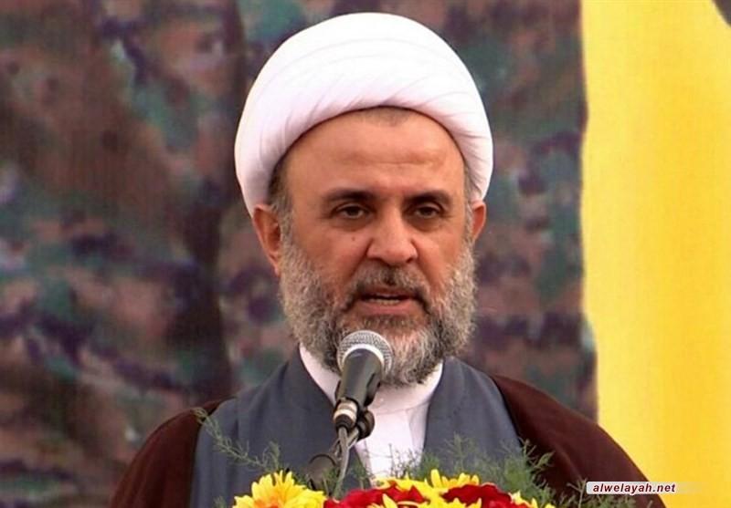 الشيخ قاووق: المقاومة اليوم هي في ذروة جهوزيتها لمواجهة أي عدوان