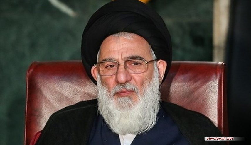 آية الله الشاهرودي: المقاومة هي السبيل الوحيد لنجاة الأمة الإسلامية