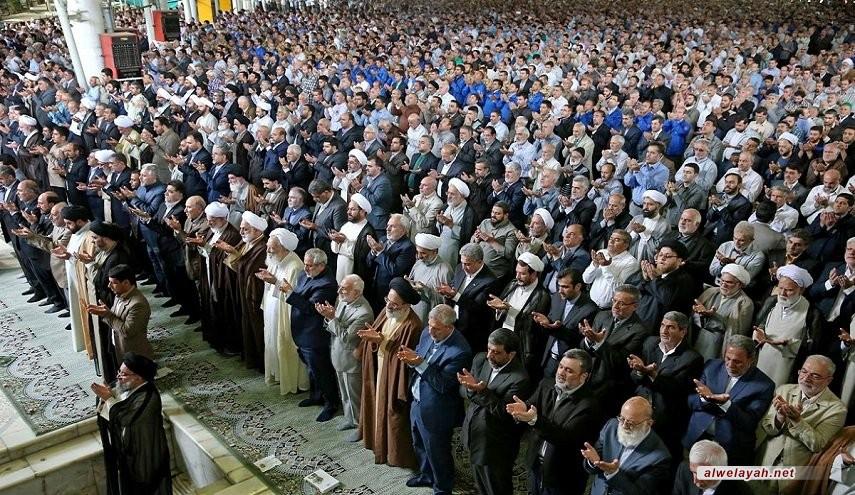 أئمة جمعة إيران: قرار ترامب مؤامرة لضرب العالم الإسلامي