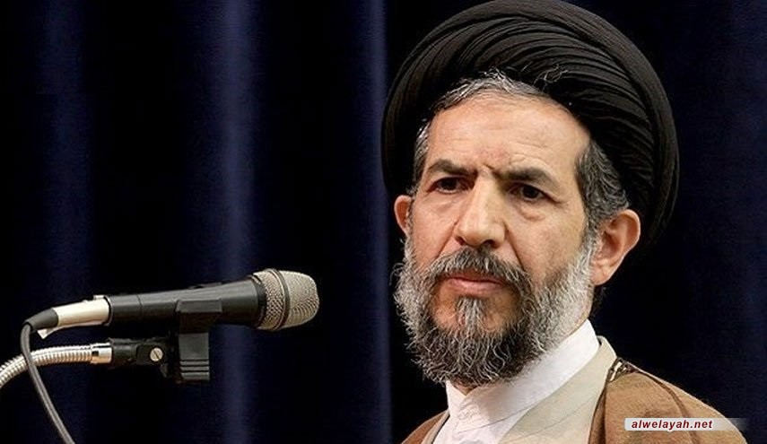 خطيب جمعة طهران: رسالة مسيرات ذكرى انتصار الثورة..ثبات وتجسيد للوحدة