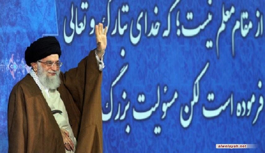 قائد الثورة الإسلامية: خطاب ترامب مليء بالأكاذيب، خسئت يا ترامب!