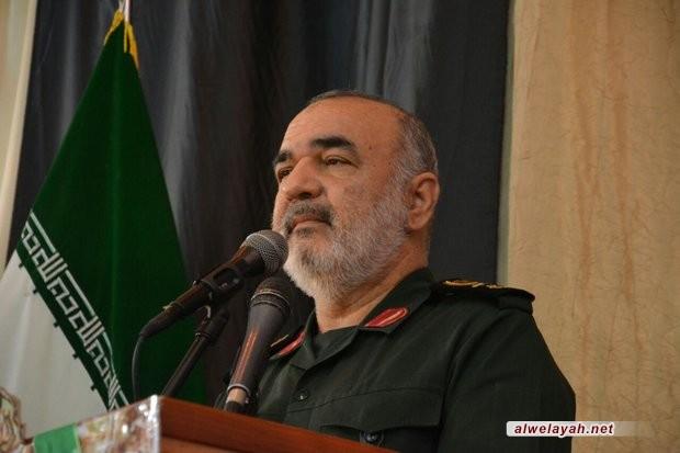 العميد سلامي: قادرون على إحباط أي هجوم عسكري للعدو مهما كان حجمه ونطاقه وقدرته