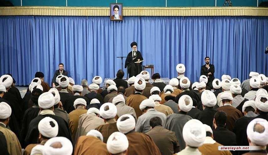 قائد الثورة الإسلامية: أميركا تنقل داعش إلى افغانستان لتبرير تواجدها بالمنطقة