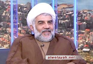 الشيخ حسين غبريس: الإمام الخميني (قدس سره) أعاد ربط الأمة بتاريخها ومجدها الغابر