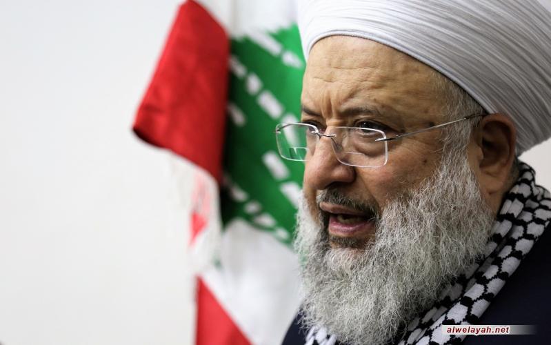 الشيخ ماهر حمود: ما سمعته من الإمام الخامنئي في الثمانينات حول فلسطين هو نفسه الذي نسمعه هذا العام