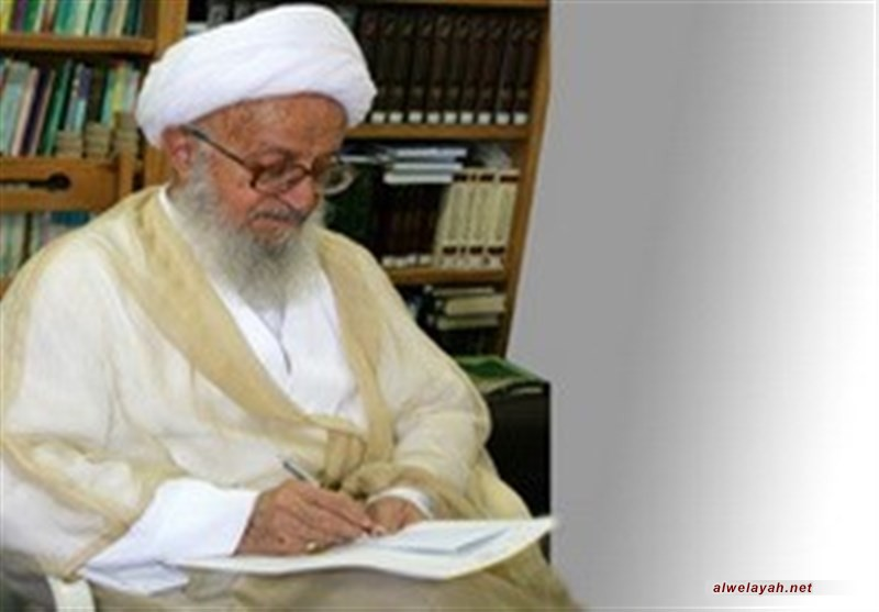 آية الله العظمى مكارم الشيرازي يدعو المسلمين للدفاع عن القدس