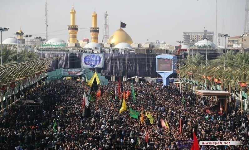 الإمام الخميني: فلسفة مجالس رثاء الإمام الحسين ومعنى عبارة: كل يوم عاشوراء وكل أرض كربلاء