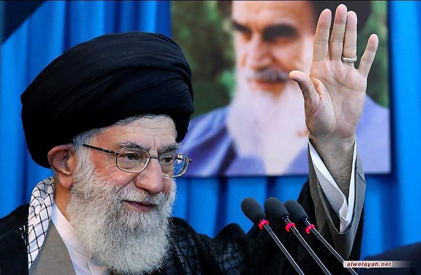 قائد الثورة الإسلامية يشكر الشعب الإيراني على مشاركته الملحمية بمسيرات ذكرى انتصار الثورة