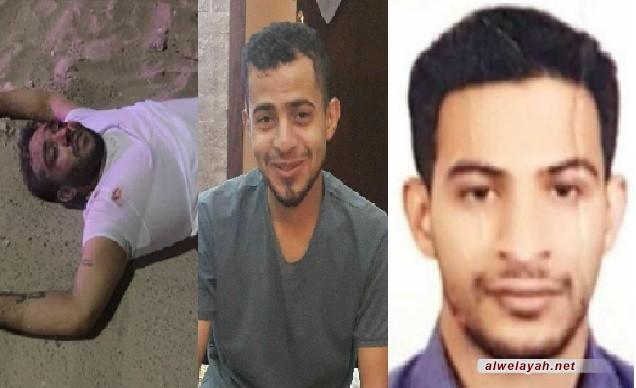استشهاد جعفر مبيريك وحسن محمود وصادق درويش، برصاص قوات النظام السعودي بسيهات بالعوامية