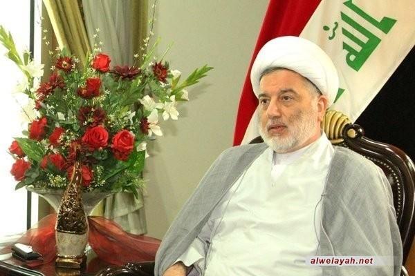 الشيخ حمودي: إسرائيل لا تنام إلاّ وهي خائفة من نموذج ثورة إيران