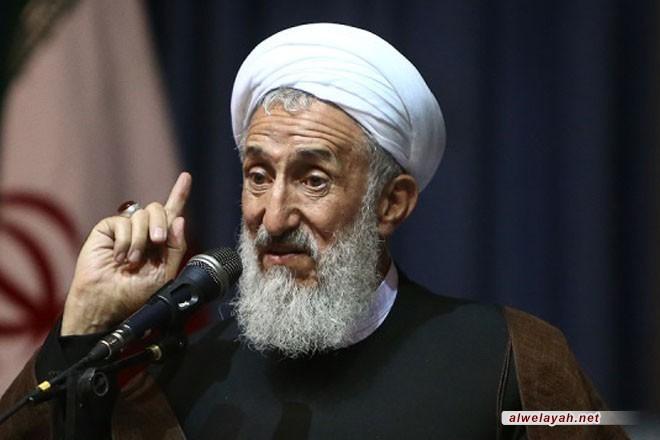 خطيب جمعة طهران: ولاية الفقيه في الإسلام مظهر للدين والجمهورية