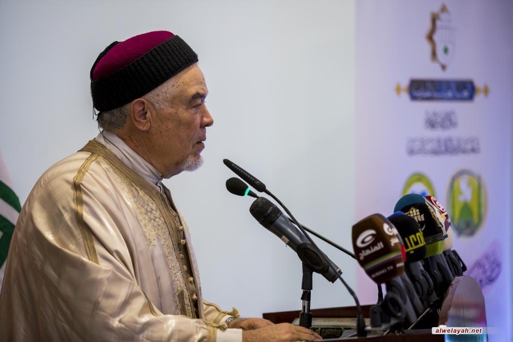 الدكتور محمّد التيجاني: فاطمةُ الزهراء (عليها السلام) لا يعرفها إلّا القليل ولم تأخذ المساحة الكافية لها من التاريخ