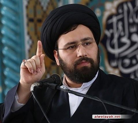 السّيد علي الخميني: الشّعب سيجدد البيعة لمبادئ الثورة الإسلامية خلال مسيرات انتصار الثورة