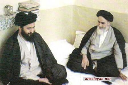 الشهيد السيد مصطفى الخميني: مصداق الألطاف الإلهية الخفية