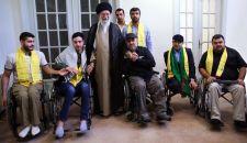 بمناسبة الذكرى السنوية لحرب الـ33 يوماً؛ قائد الثورة الإسلامية يستقبل مجاهدي حزب الله المشاركين في حرب تموز