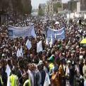 في ذكرى عيد الغدير صنعاء تحيي عيد الولاية بمسيرات جماهيرية كبرى
