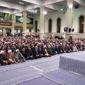 قائد الثورة الإسلامية: عداء أميركا لإيران جلي وأوروبا تخادع