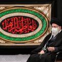 مشاركة قائد الثورة الإسلامية في مجلس عزاء في ذكرى استشهاد السيدة الزهراء(س)