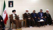 قائد الثورة الإسلامية: السيد مصطفى الخميني كان شجاعا ومناضلا وذا موهبة علمية