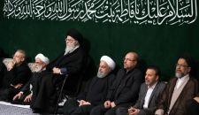 إقامة الليلة الأخيرة من مراسم العزاء بذكرى استشهاد السيدة فاطمة الزهراء (س) بحضور قائد الثورة الإسلامية