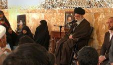 """الامام الخامنئي: """"فاطميون"""" في طليعة المدافعين عن المراقد المقدسة في سوريا والعراق"""