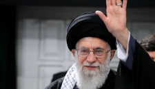 إحياء الليلة الرابعة من الليالي الفاطمية بحضور قائد الثورة الإسلامية الإمام الخامنئي