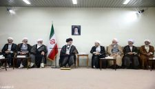 قائد الثورة الإسلامية يدعو القضاء للدخول قانونيا في قضايا الحظر والإرهاب