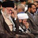 قائد الثورة الإسلامية يشارك في مجلس عزاء بمناسبة استشهاد الإمام أمير المؤمنين علي بن أبي طالب (ع)