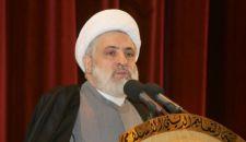 الشيخ نعيم قاسم: العقوبات الأميركية والتهديدات الإسرائيلية لن تثنينا عن المقاومة