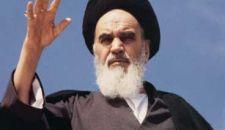 الإمام الخميني وقيادة الدفاع المقدس