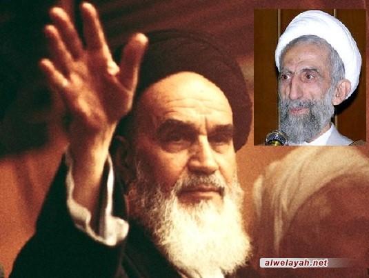 آية الله باريك بين: كان الإمام الخميني جاداً في القضاء على الاختلاف بين مكونات الأمة الإسلامية
