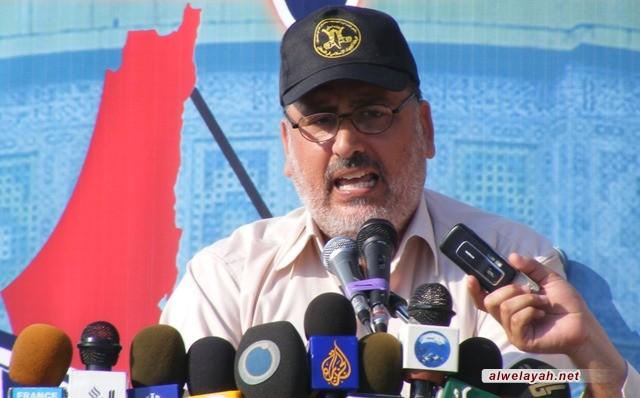 الدكتور أحمد المدلل: ما تعيشه المنطقة من تغيير اليوم رجع صدى لنداء الإمام الخميني