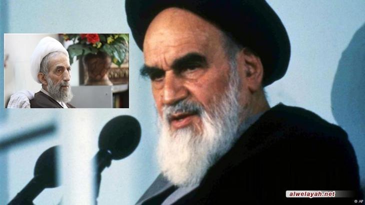 آية الله باريك: من مفاخر الإمام الخميني التنبؤ بثورات الشعوب قبل ثلاثة عقود