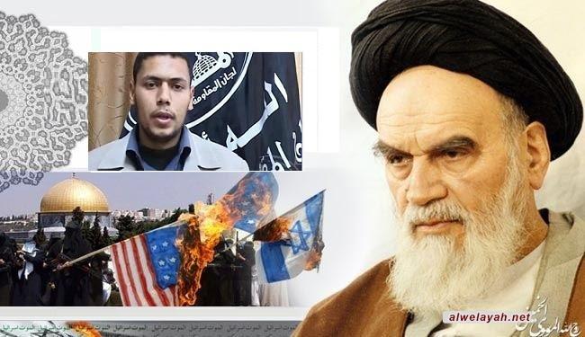 أبو مجاهد: نهج الإمام الخميني منارة يستضيء بها الثائرون على الظلم والطغيان