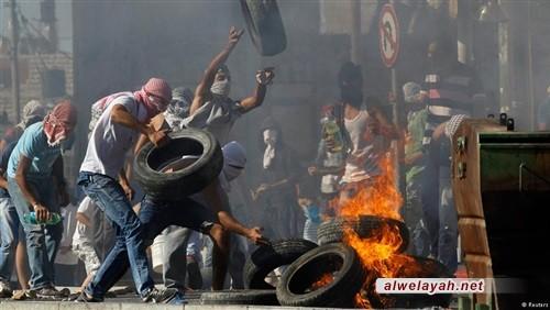 الانتفاضة الإسلامية في فلسطين