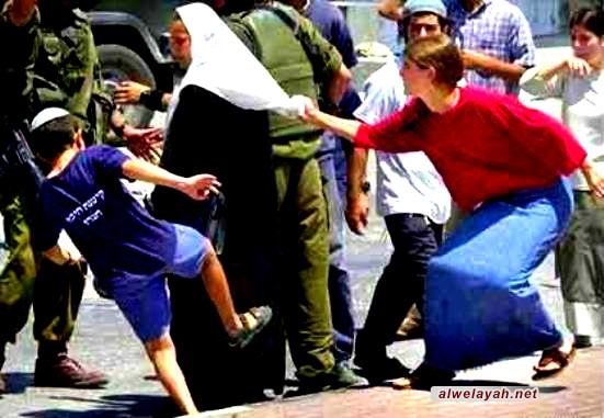ممارسات وأساليب الصهاينة لادامة السيطرة على فلسطين