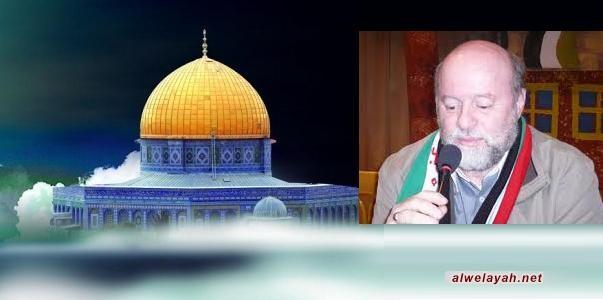 أنيس النقاش: إعلان الإمام الخميني يوم القدس أدى إلى نتائج إيجابية