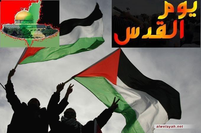 صحافي لبناني: (يوم القدس) بارقة أمل في هذا الزمن الأسود