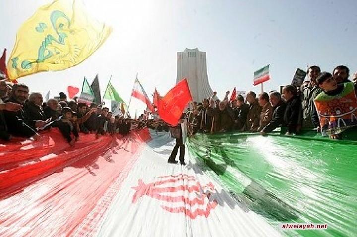 الثورة الإسلامية وثلاثون عاماً من الدعوة إلى العدالة والأعمار ومكافحة الحرمان