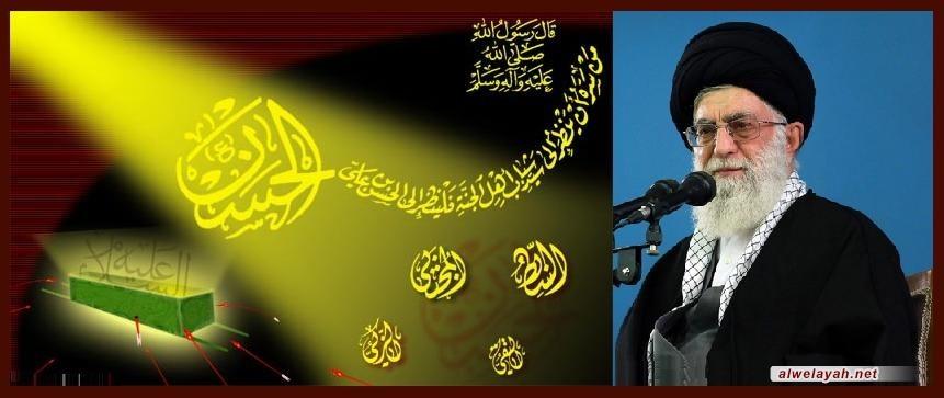الإمام الحسن (عليه السلام) في فكر القائد