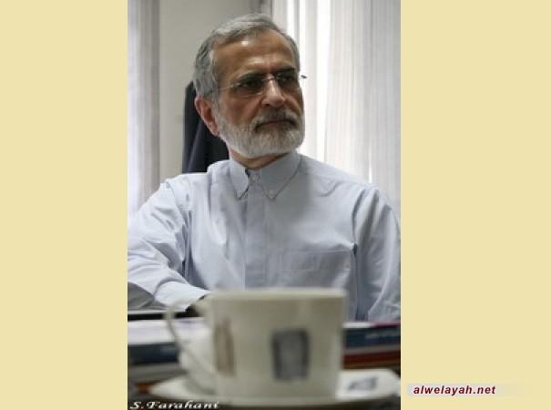 خرازي: نفوذ الثورة الإسلامية في المنطقة يتزايد كل لحظة