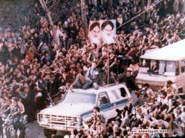 أولى انعكاسات الثورة الإسلامية في وسائل الإعلام