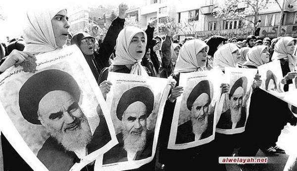 ردود الفعل العالمية تجاه الثورة الإسلامية