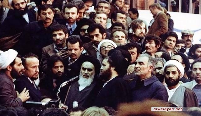 الدين والسياسة في فكر الثورة الاسلامية