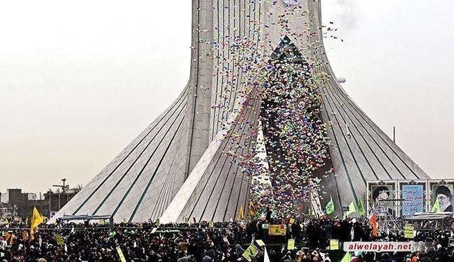 الثورة الإسلامية في إيران قلبت الموازين وغيرت المعادلات