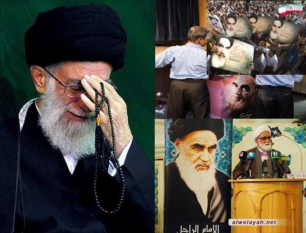 إيران الإسلام تستعد لإحياء ذكرى رحيل الإمام الخميني