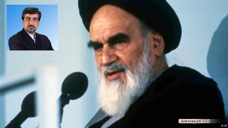 السيد شريف الحسيني: سياسة الإمام الخامنئي هي امتداد لسياسة الإمام الخميني