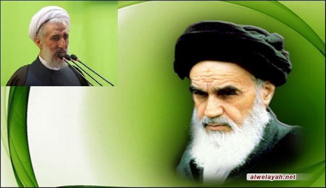 آية الله صديقي: الإمام الخميني أثبت قوة الدين في قيادة المجتمع